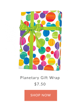 Planetary Gift Wrap