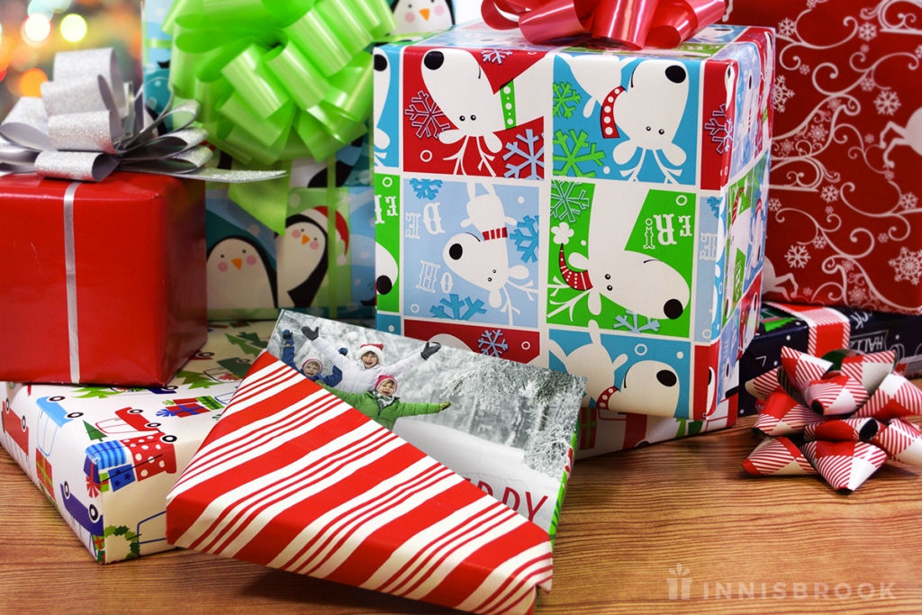 Envelope Style Gift Wrapping Idea