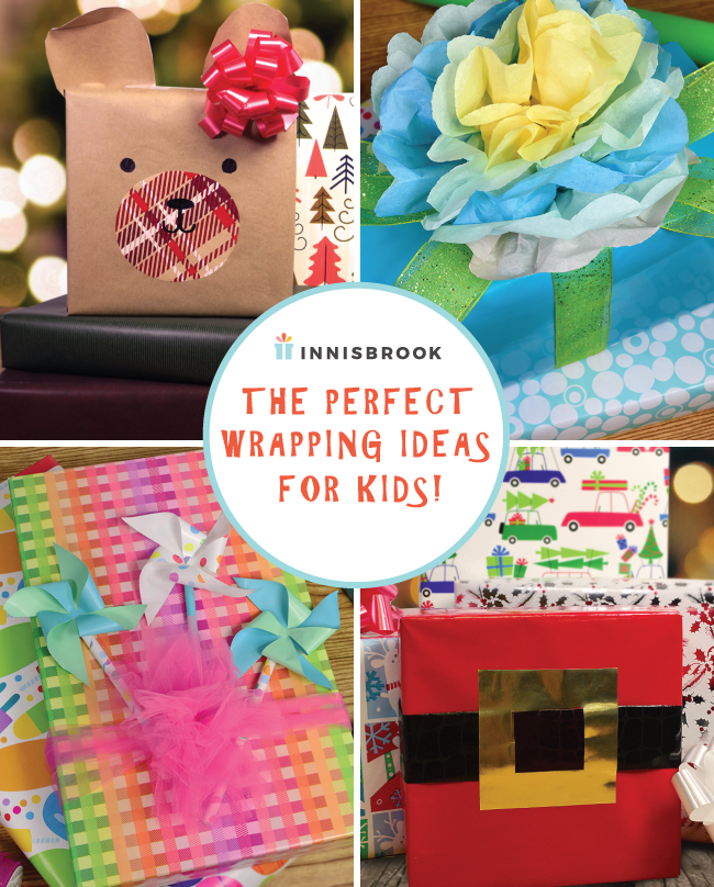 Innisbrook Wrapping Ideas for Kids